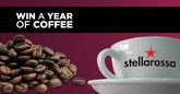 Thumb win a year of coffee